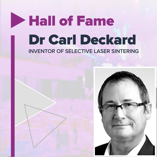 Carl Deckard TCT Hall of Fame