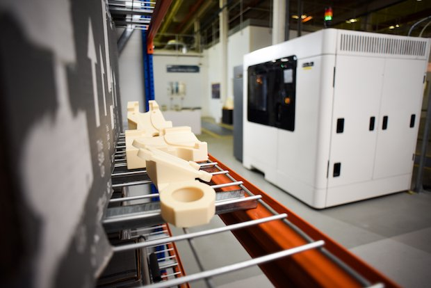 GKN Aerospace tooling Stratasys