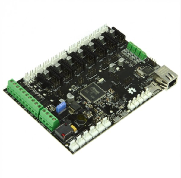 A RepRapWorld Electronics board