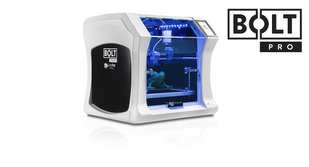 Leapfrog 3D Printers - Bolt Pro