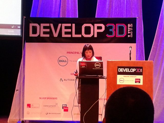 Ping Fu at DEVELOP3D Live