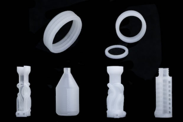 Sample PP parts from Apium.