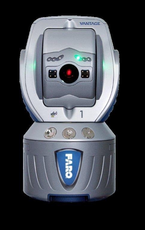 FARO 3D laser tracker