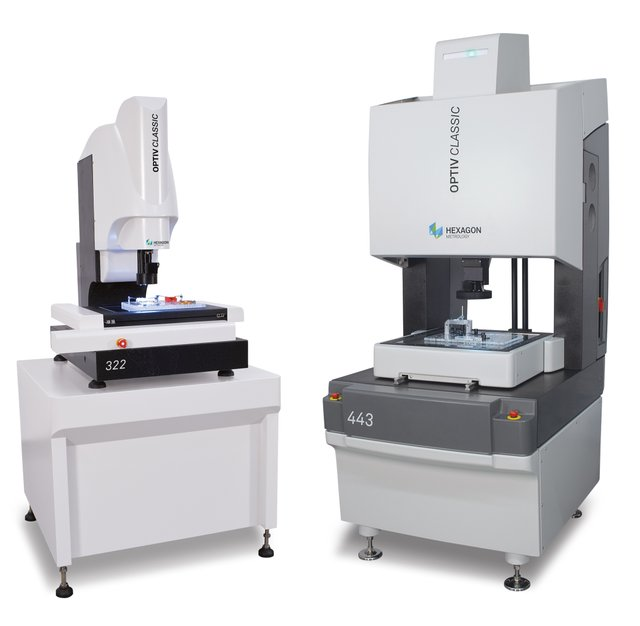 Hexagon Metrology Optiv Classic