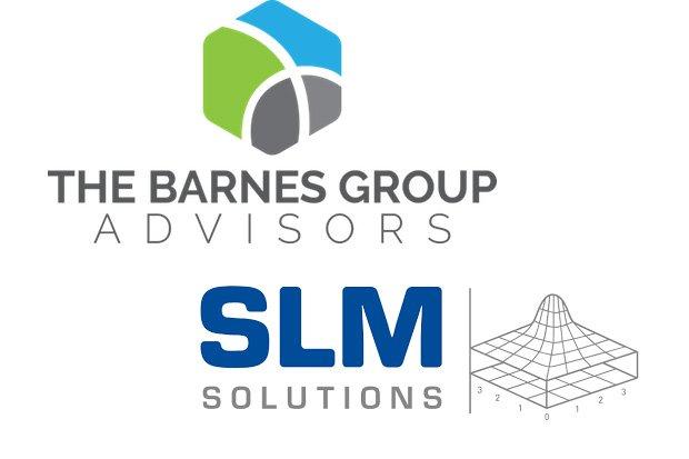 Barnes SLM partnership logos