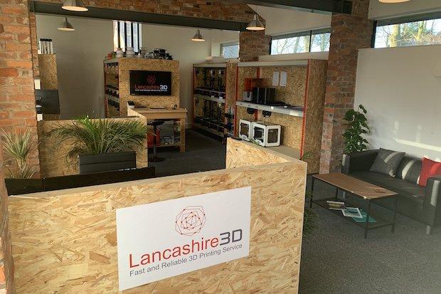 Lancashire3D plant