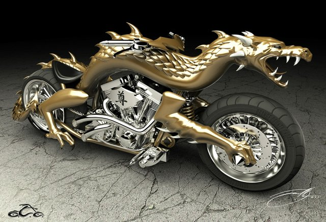 Dragon Bike