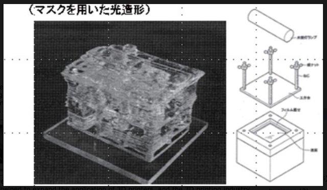 Hideo Kodama's early patent