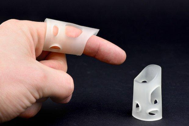 Henkel-medical-grade-silicone-part-produced-on-the-Origin-platform