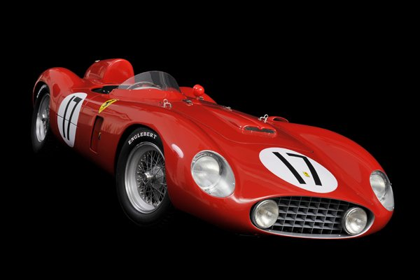 860 Monza 12H Sebring 1956, 1/6th scale