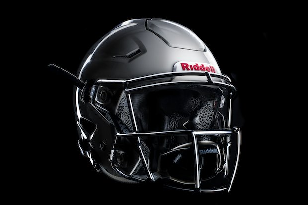 Carbon Riddell Speedflex Precision Diamond Helmet