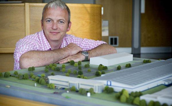Proto Labs Ltd MD, John Tumelty