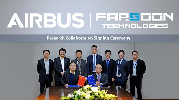 Airbus Farsoon Signing Ceremony