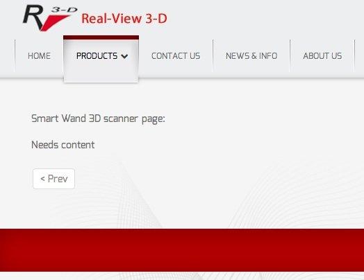 Real-View 3D Screengrab