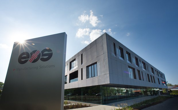EOS HQ, Krailling, Germany.