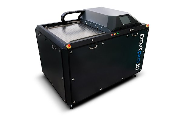 AMT's PostPro machine.