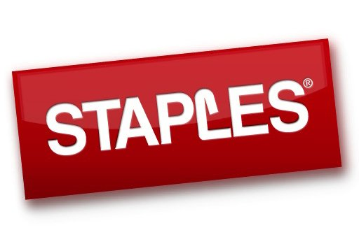 Staples announces availability of 3D printers Logo Cropped