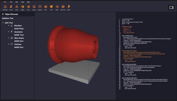 Dyndrite-Integrated-Python-Interface