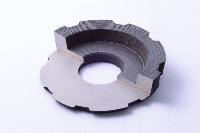 Cross section of pore-free shaper cutter in Vibenite®