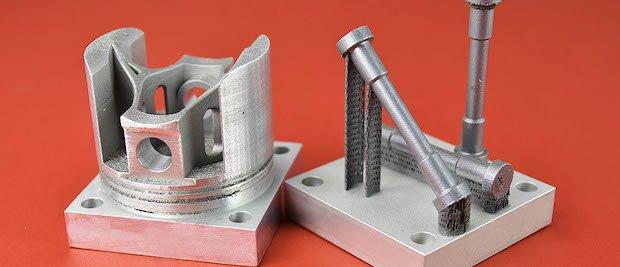 HRL Laboratories aluminium parts