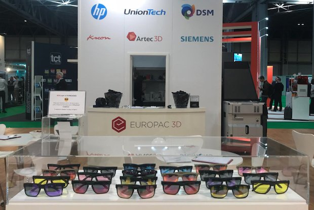 Europac 3D secures UK & IRE distribution agreements with DWS