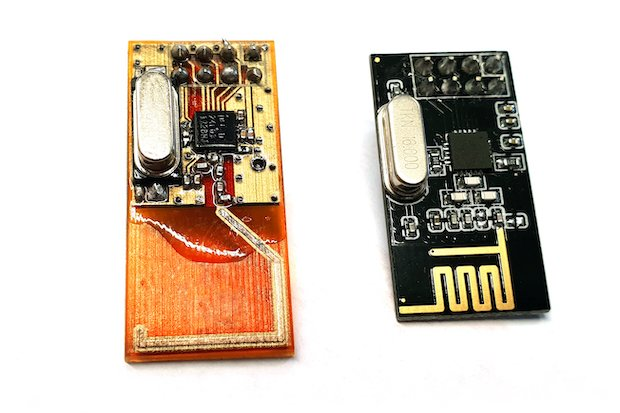 Nano Dimension - 3D printed transceiver