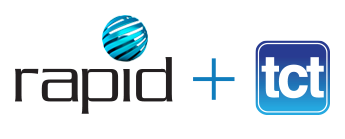 RAPID + TCT logo