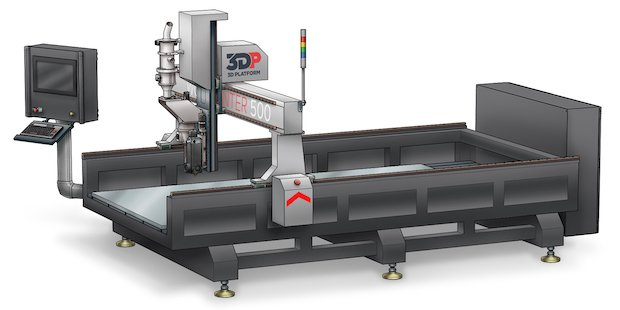 3D Platform WorkCenter 500.
