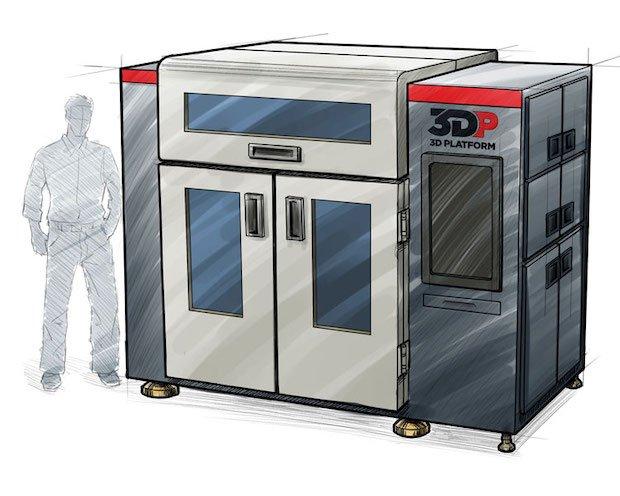 3D Platform WorkCell