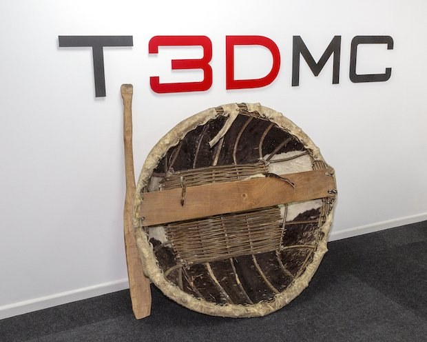 Image 3 T3DMC coracle