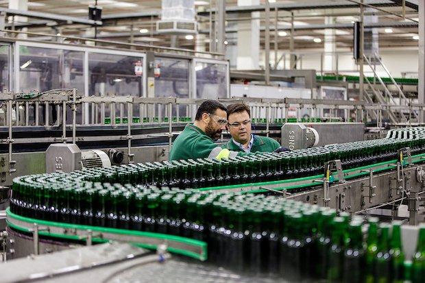 Heineken Seville brewery. Ultimaker