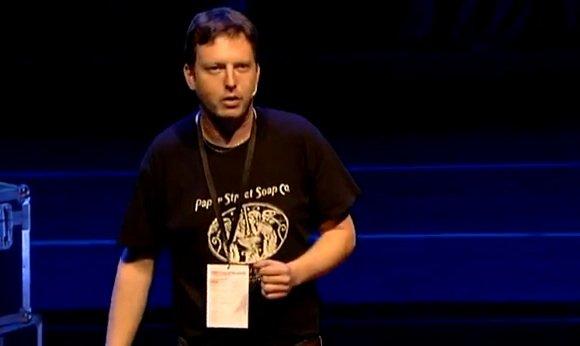 Joris Peels at TEDx 2011