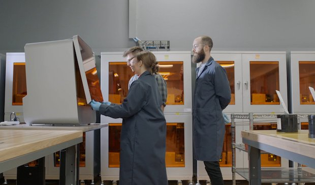 Image of New Balance team with Formlabs 3D printers.jpg