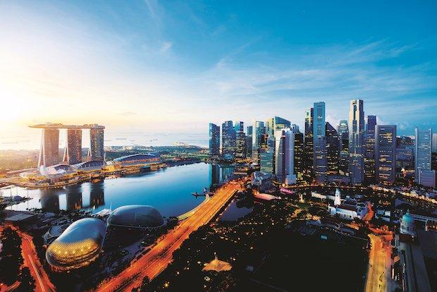 Singapore shutterstock image