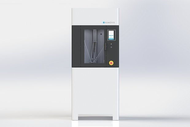 Kumovis announces availability of R1 3D printing system and