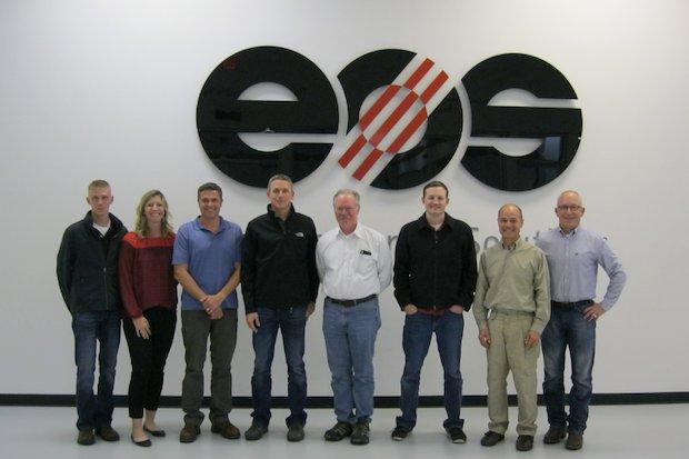 Team Vulcan at EOS.