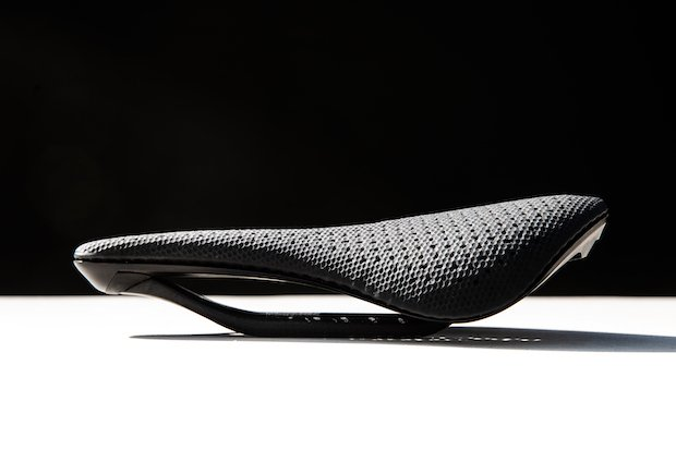 Carbon bike saddle