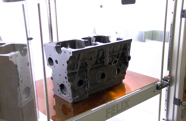 S-CAN Engine Block Felixprinters XL