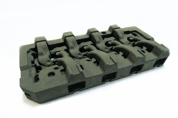 Hoosier sand mould