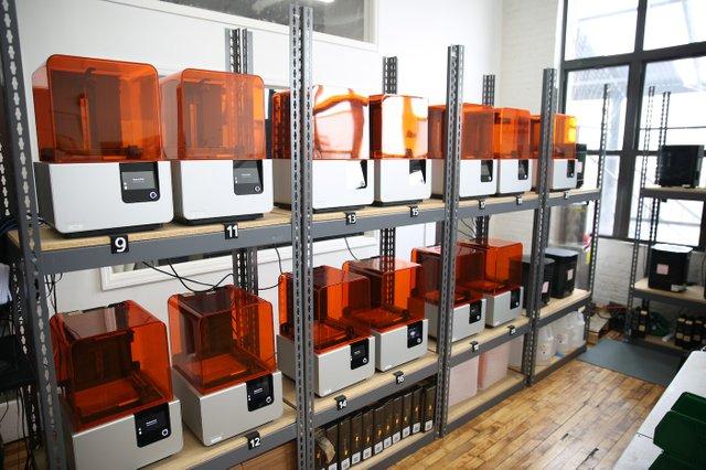 Voodoo Clear Aligners 3D Printers