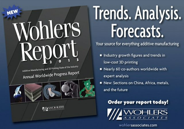 history of additive wohlers report manufacturing autos post