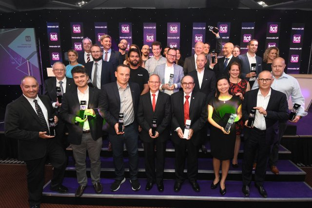 TCT Awards winners 2019