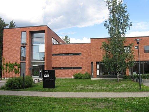 University of Eastern Finland's Joensuu Campus