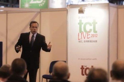Todd Grimm TCT 2012