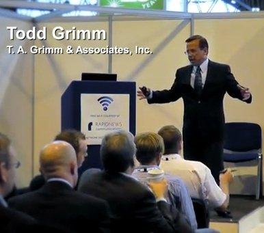 Todd Grimm speaking