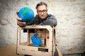Bre Pettis MakerBot