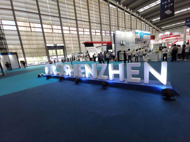 TCT Shenzhen Hashtag