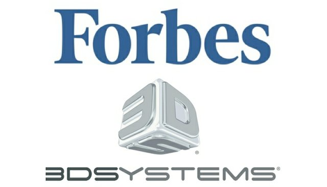 Forbes 3D Systems
