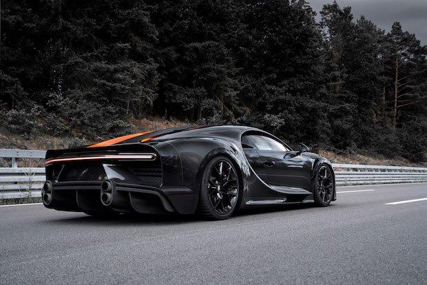 Bugatti Chiron APWORKS