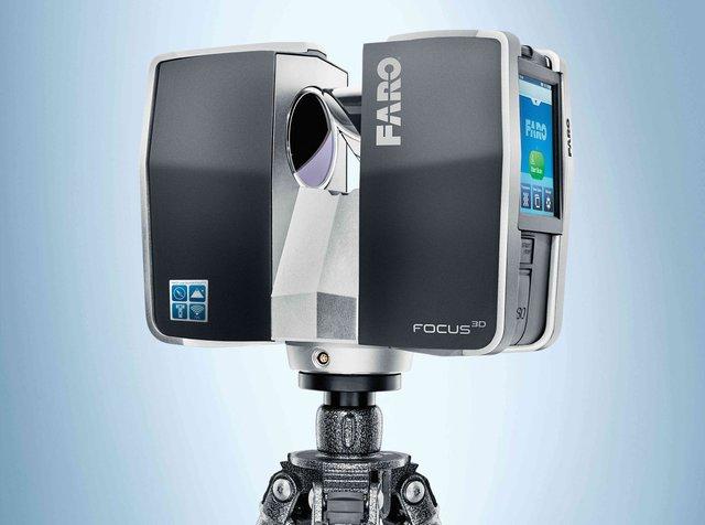 FARO Focus3D MultiSensor
